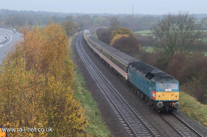 47853 Rail Express