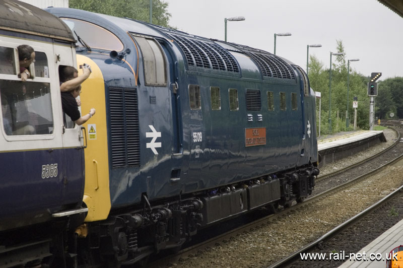 55019 Royal Highland Fusieller