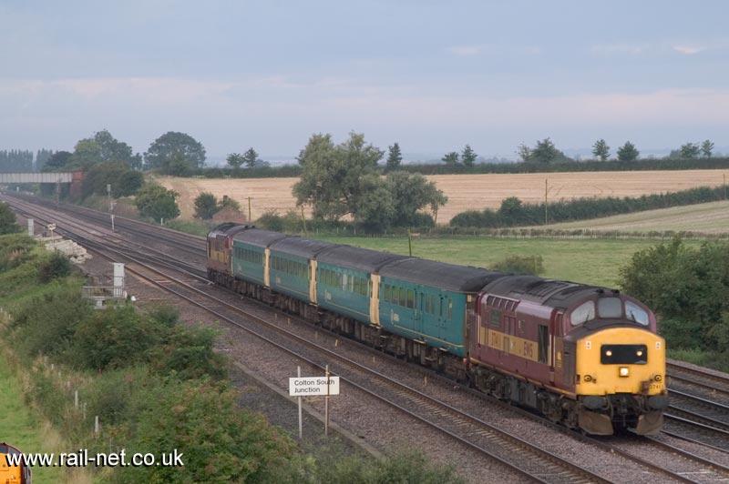37411 The Scottish Railway Preservation Society