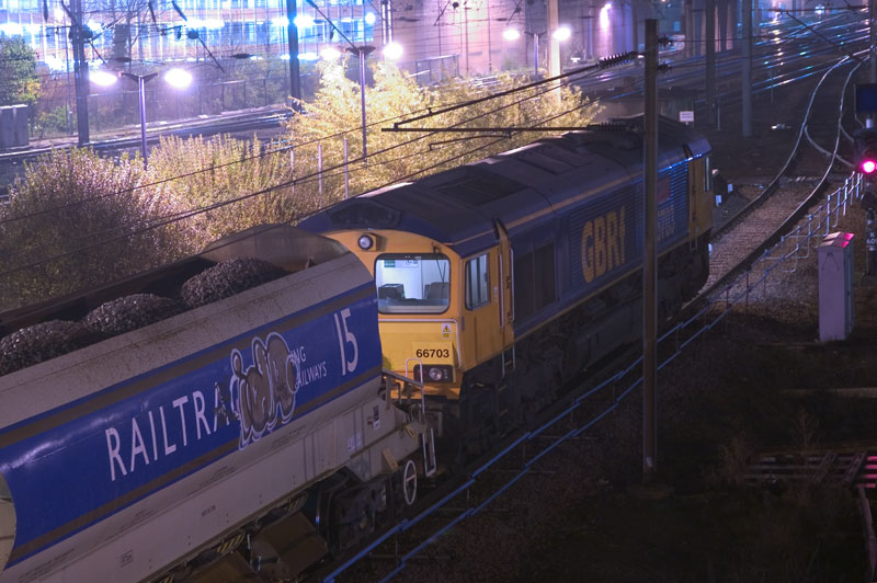 66703 Doncaster PSB 1981- 2002